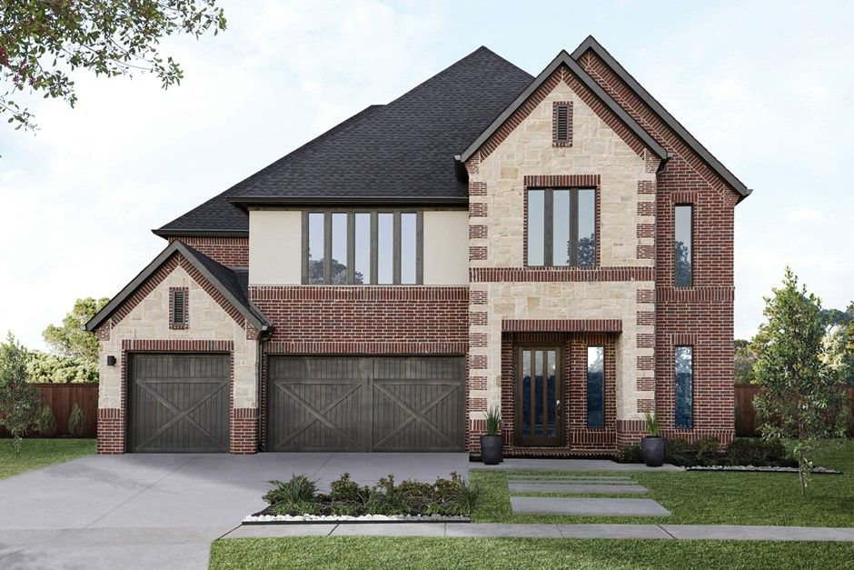 Single Family for Sale at Zurich Q2-2 3513 Alsace Avenue Colleyville, Texas 76034 United States