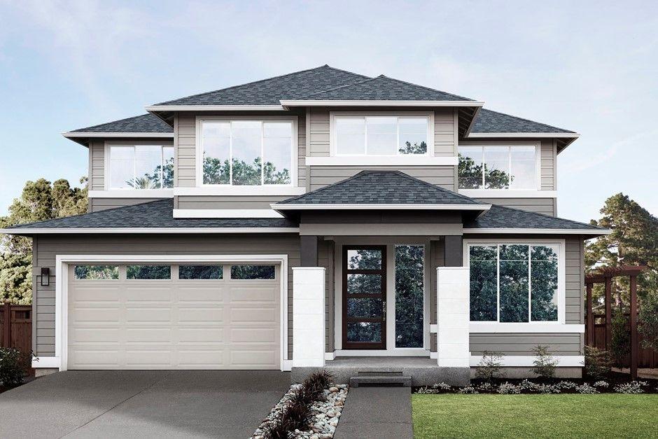 Single Family for Sale at Calisto V2 19355 132nd St. Se Monroe, Washington 98272 United States