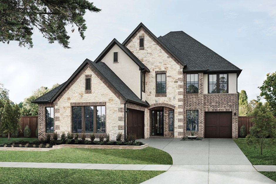 Single Family for Sale at Creekside At Colleyville - Lyon Q1 3600 Valmur Ave Colleyville, Texas 76034 United States