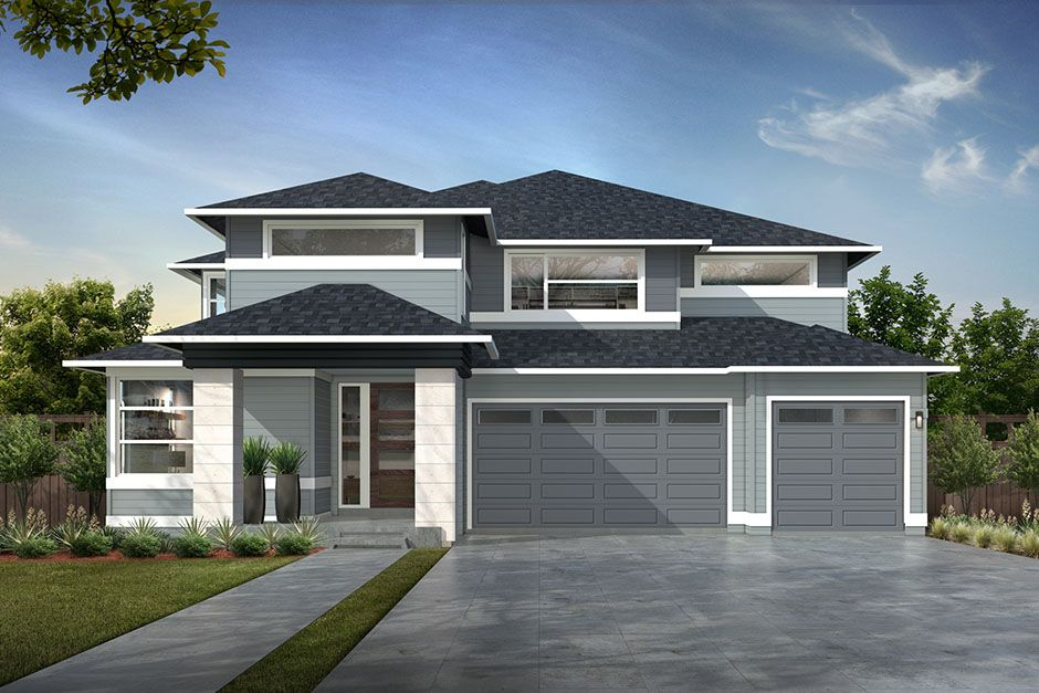 Single Family for Sale at Mainvue At Harbor Hill - Banksia 11529 Lena Pl Gig Harbor, Washington 98332 United States