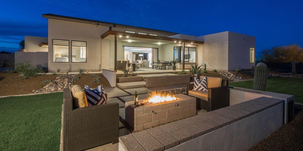 Tesoro new homes in glendale az by vip homes for New homes glendale ca