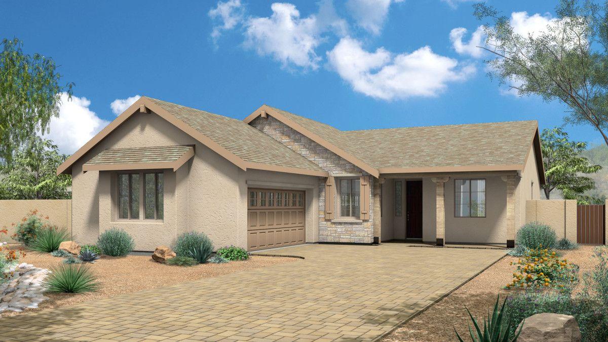 Single Family for Sale at Mingus West - Vista 8538 Shiloh Road Prescott Valley, Arizona 86315 United States