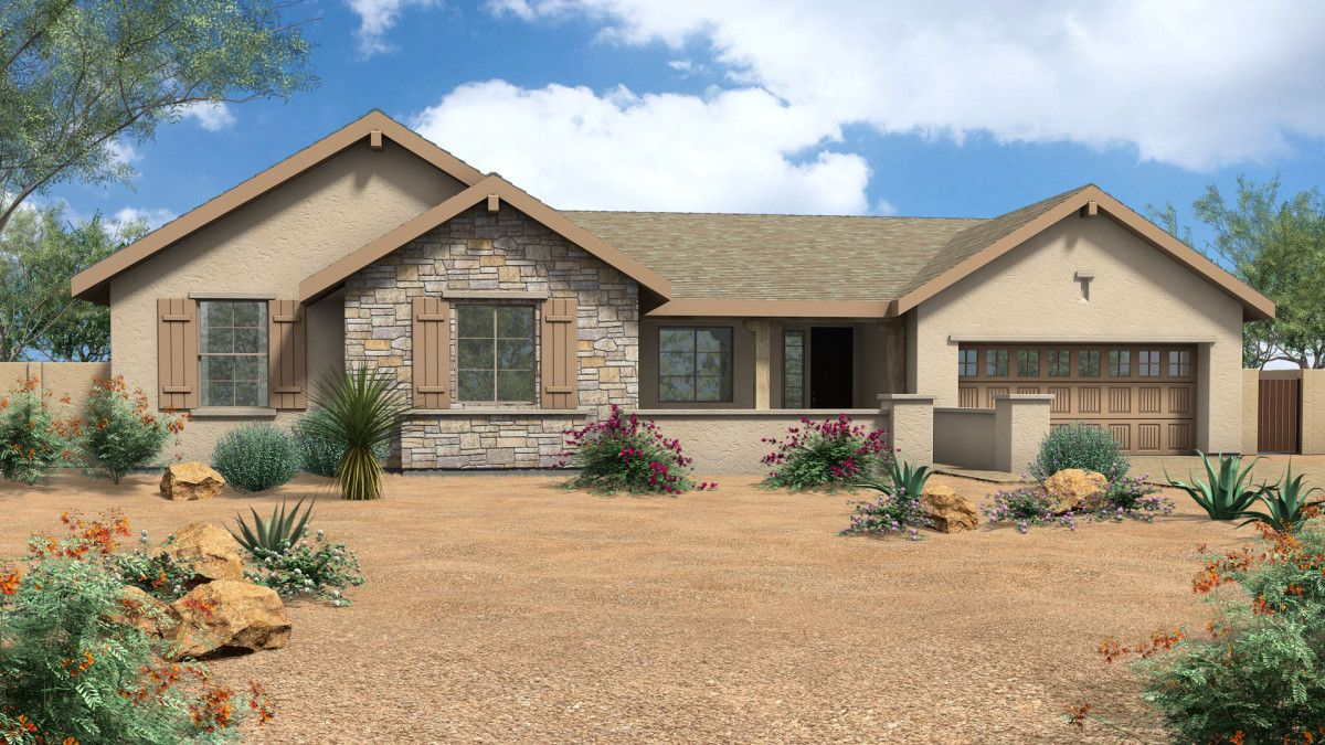 Single Family for Sale at Mingus West - Horizon 89a & Roughrider Rd. Prescott Valley, Arizona 86315 United States