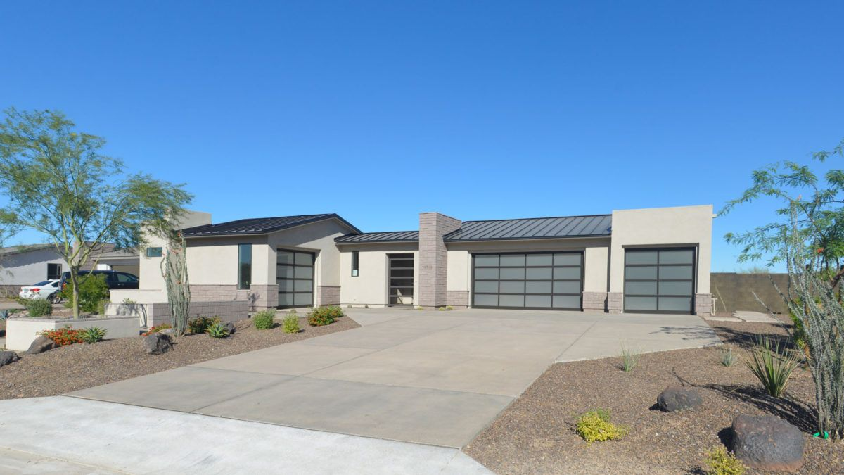 Single Family for Sale at Vision Hill - Harmony 3905 W Piute Ave. Glendale, Arizona 85308 United States