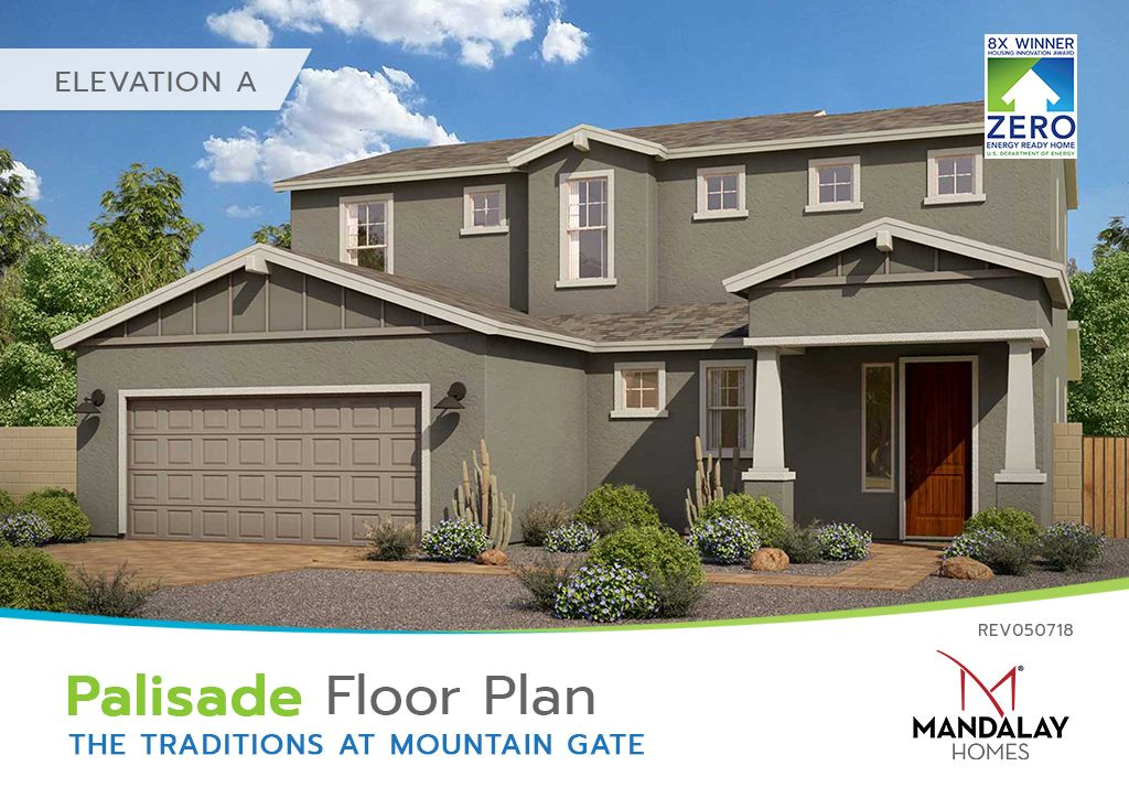 Single Family for Sale at The Traditions At Mountain Gate - Palisade 594 Haynes Dr Clarkdale, Arizona 86324 United States