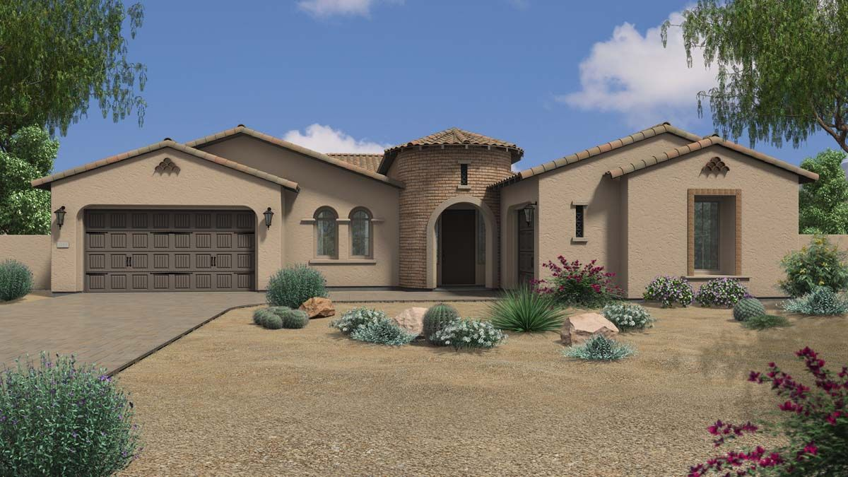 Maracay Homes Territory At Santa Catalina Pinnacle 1362461 Tucson Az New Home For Sale
