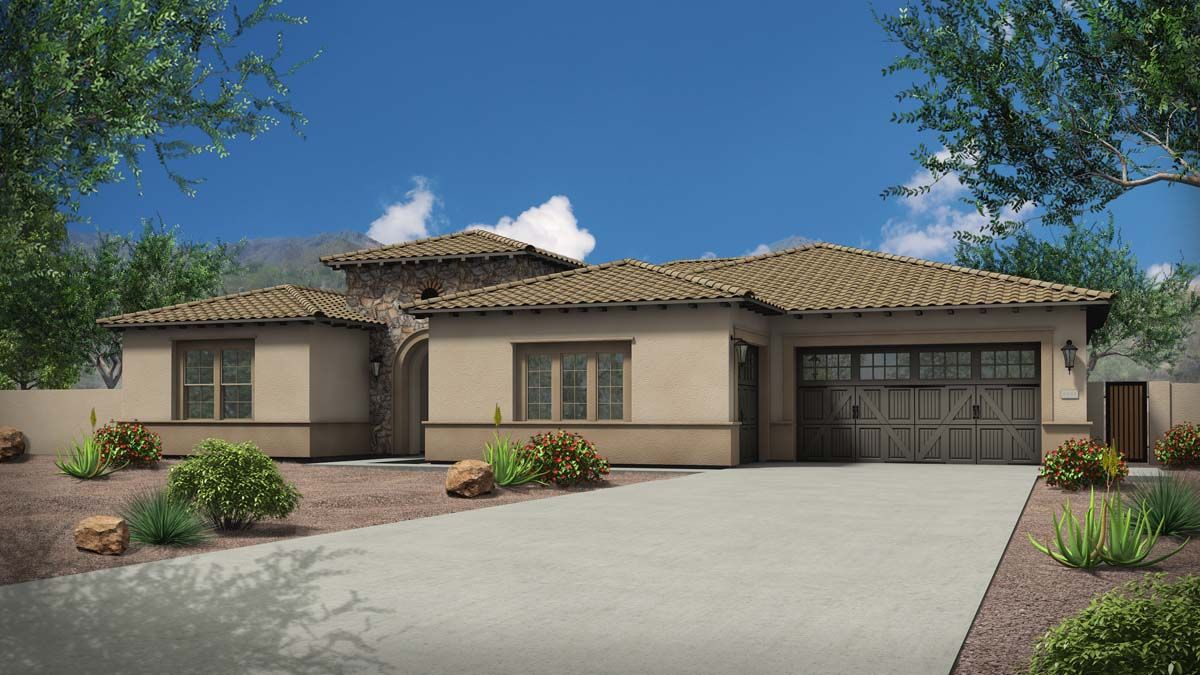Palo verde estates at the meadows in peoria for Palo verde homes floor plans