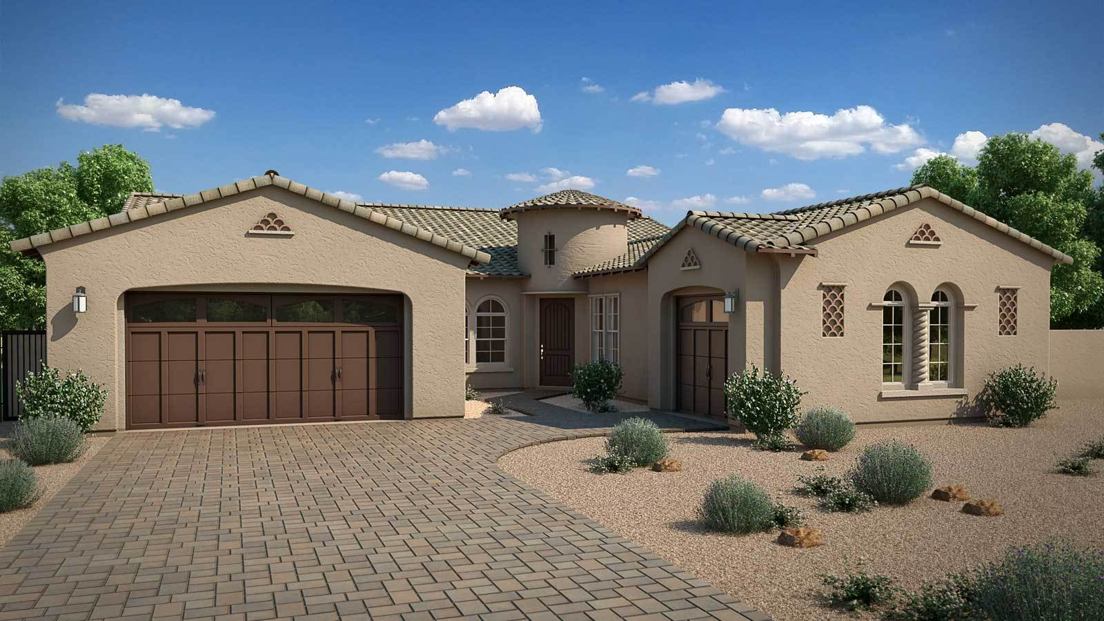 Single Family for Sale at Hawthorn Manor - Quartz 2361 E. Cherrywood Place Chandler, Arizona 85249 United States