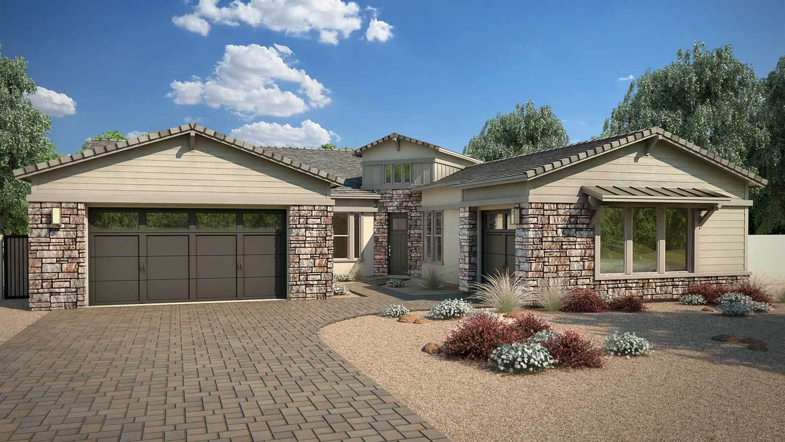 Single Family for Sale at Quartz 2366 E. Mahogany Place Chandler, Arizona 85249 United States