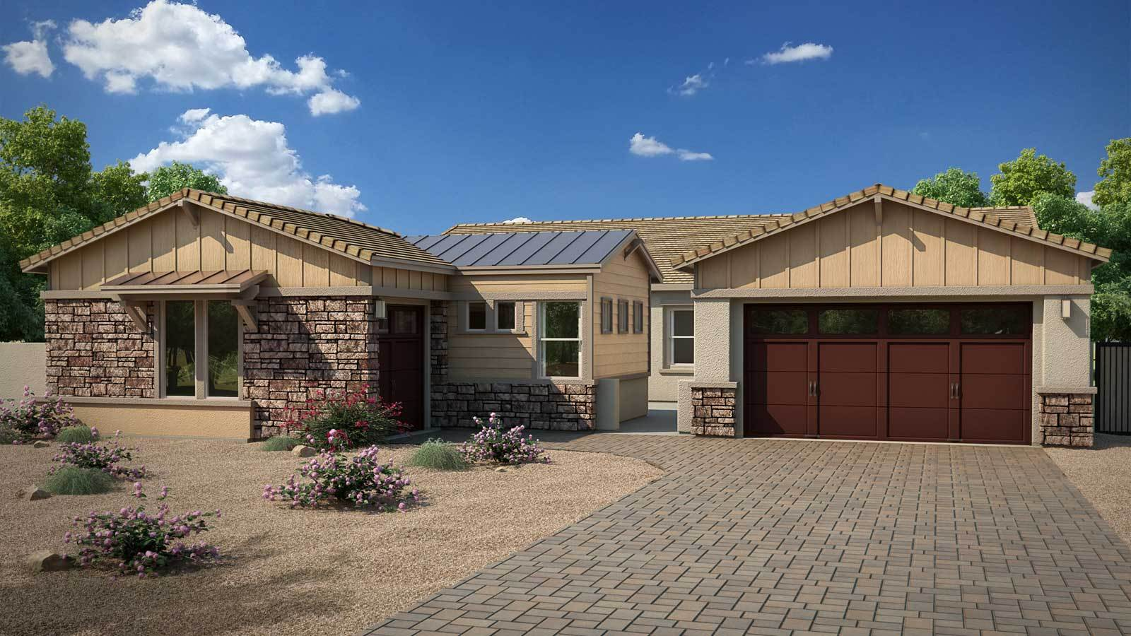 Single Family for Sale at Hawthorn Manor - Copper Chandler Heights Rd. & Cooper Rd. Chandler, Arizona 85249 United States