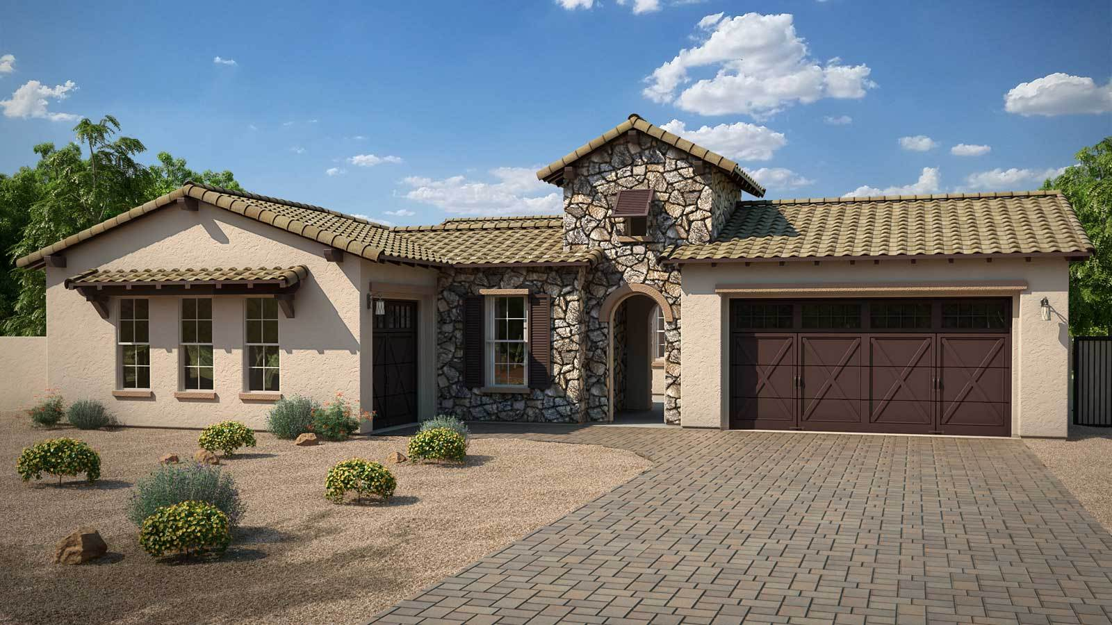 Single Family للـ Sale في Copper 2306 E. Mahogany Place Chandler, Arizona 85249 United States