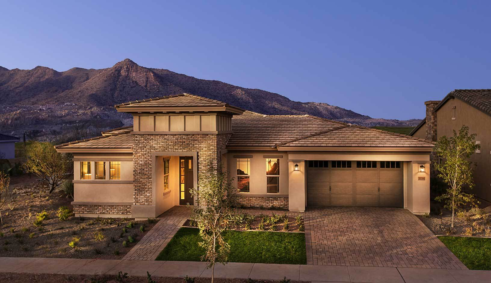 Single Family for Sale at Entertainer 20976 W. College Drive Buckeye, Arizona 85396 United States
