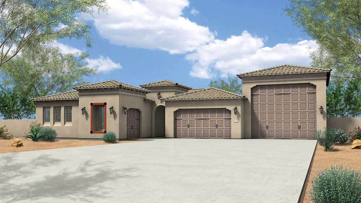 Single Family for Active at Palo Verde 9307 W. Villa Hermosa Ln. Peoria, Arizona 85383 United States