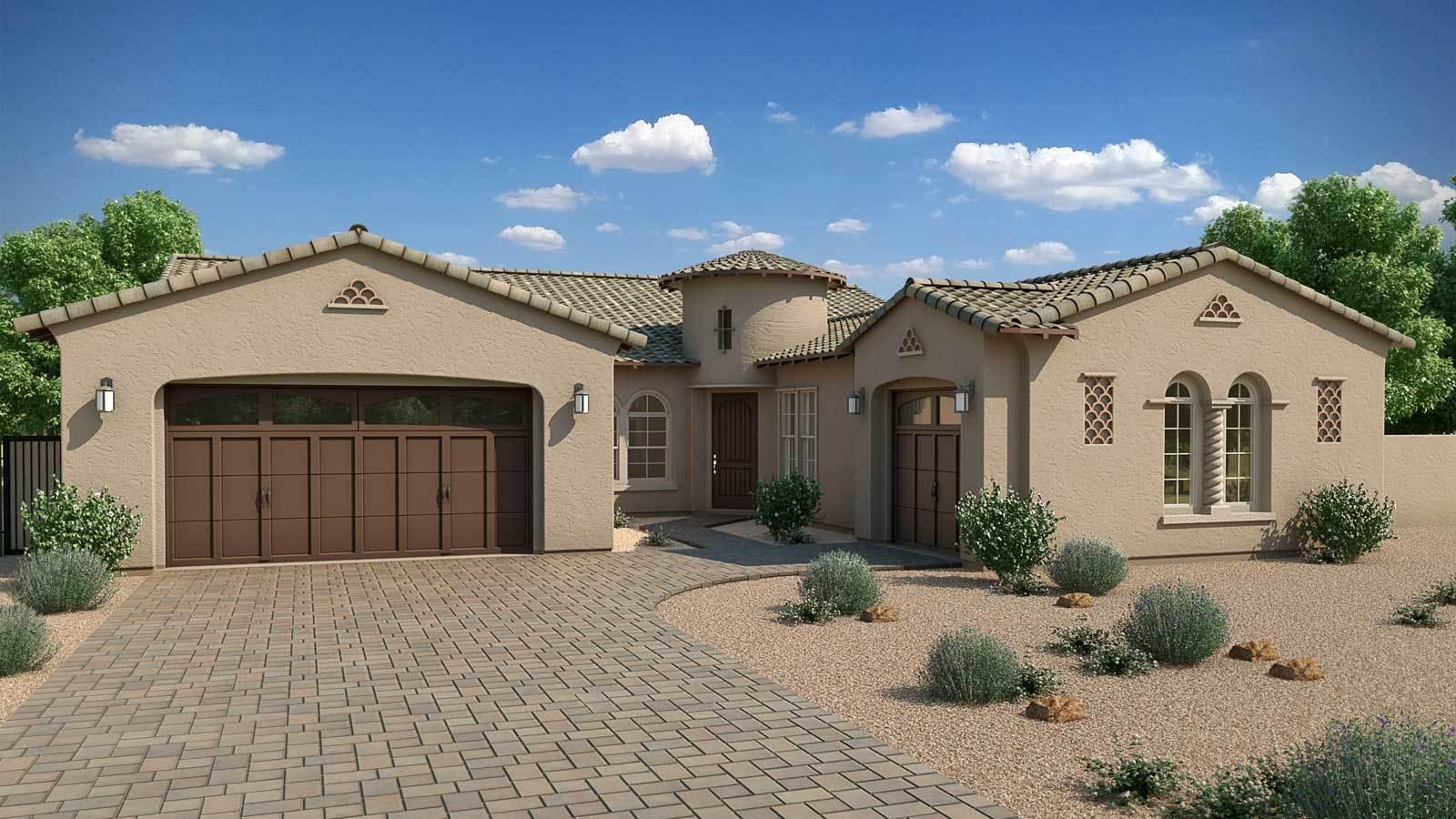 Single Family for Sale at Mission Estates - Quartz 2361 E. Cherrywood Place Chandler, Arizona 85249 United States