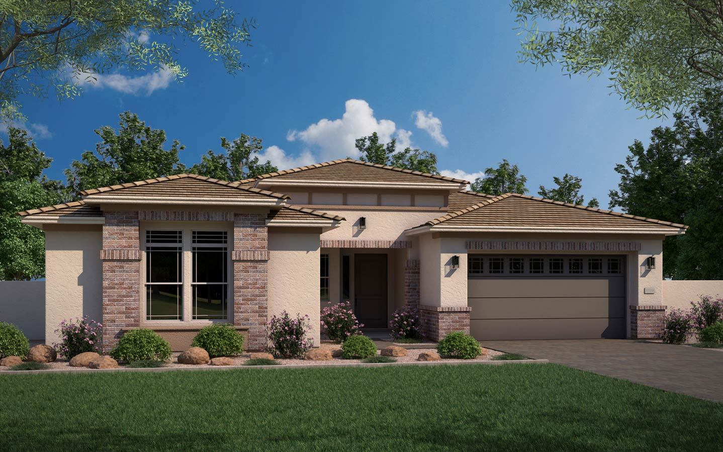 Single Family for Active at Residence 3 2130 E. Aquarius Place Chandler, Arizona 85249 United States