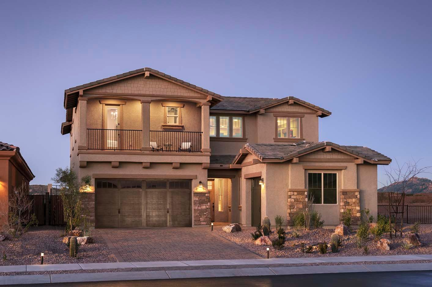 Maracay Homes, The Cove At Center Pointe Vistoso, Winslow