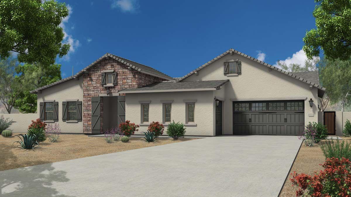 Single Family for Active at Palo Verde 9432 W. Villa Hermosa Peoria, Arizona 85383 United States