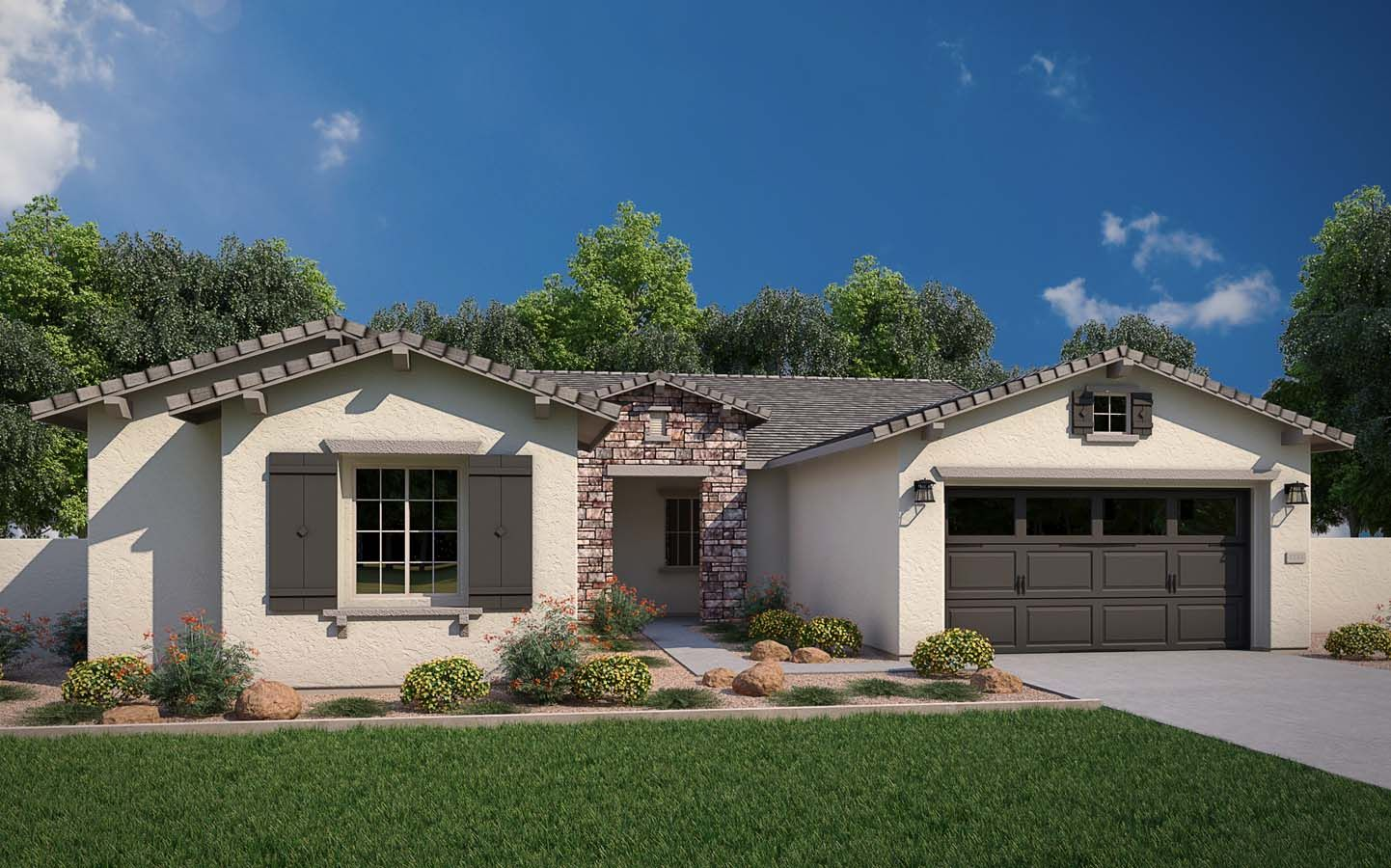 Single Family for Active at Residence 5 23110 N. 76th Ln. Peoria, Arizona 85383 United States