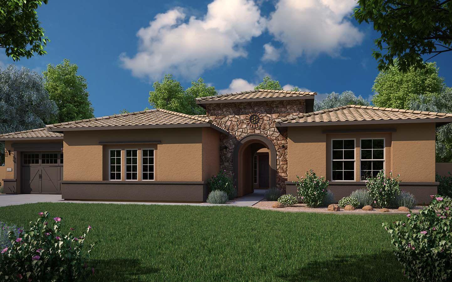 单亲家庭 为 销售 在 Residence 5 23110 N. 76th Ln. Peoria, Arizona 85383 United States