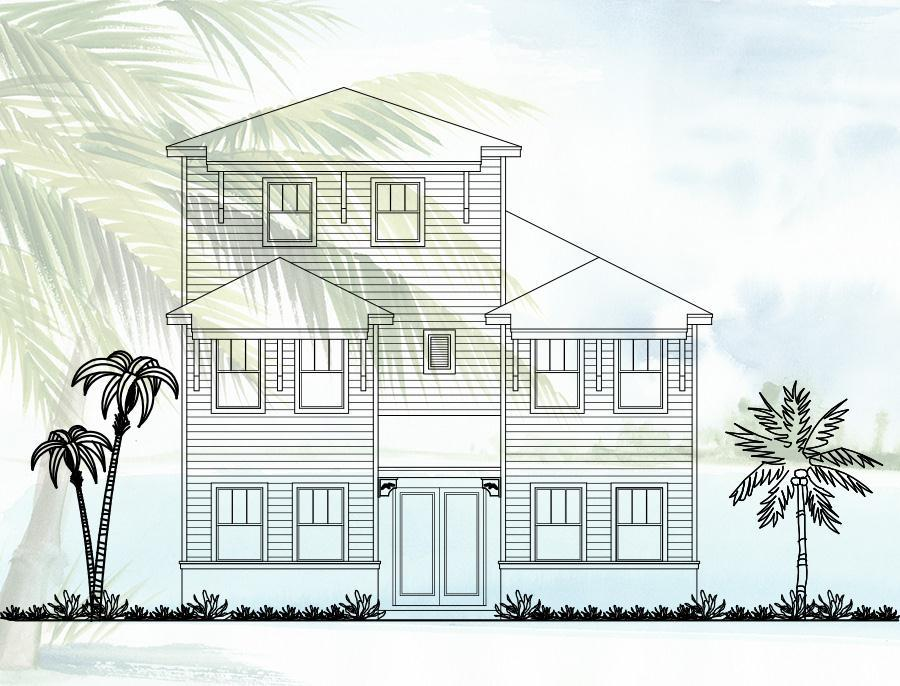 Single Family for Active at Margaritaville Cottages Orlando - Cottage 4090 8000 Fins Up Circle Kissimmee, Florida 34747 United States