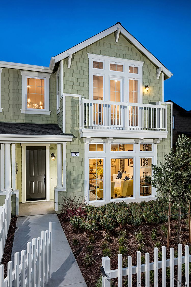 Single Family for Sale at Residence D - Two-Story Lot 29 San Rafael, California 94901 United States