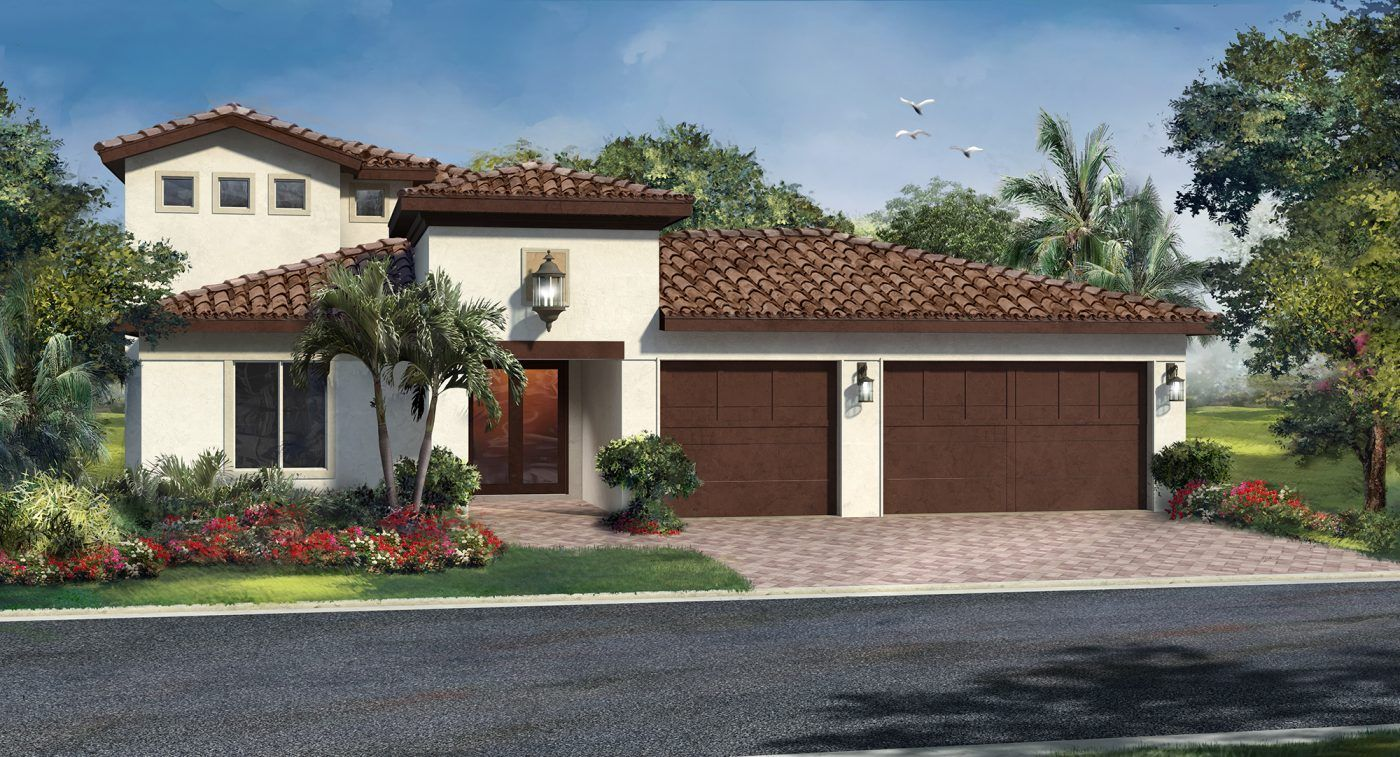 Famille unique pour l Vente à Marin Ranches By Kennedy Homes - Sedona 5620 Sw 106th Avenue Cooper City, Florida 33328 United States