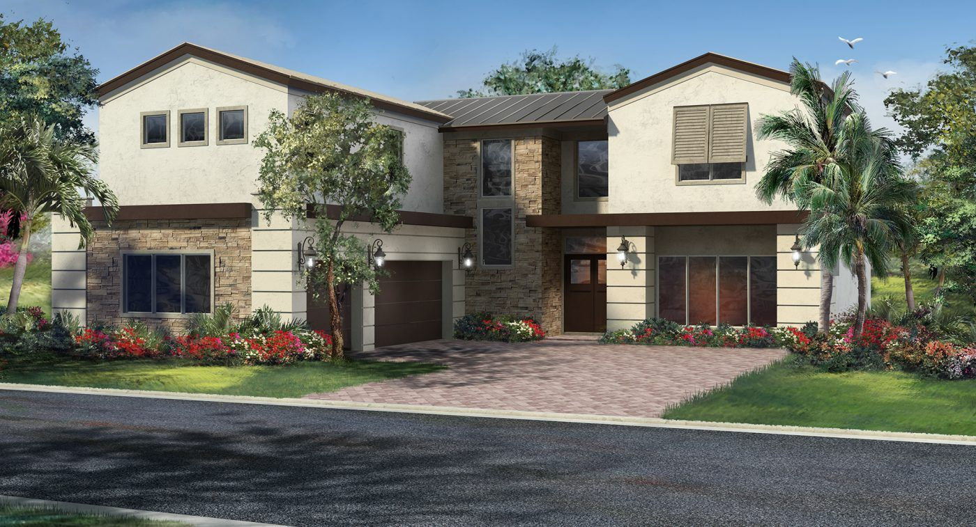 Unifamiliar por un Venta en Marin Ranches By Kennedy Homes - Chaparral 5620 Sw 106th Avenue Cooper City, Florida 33328 United States