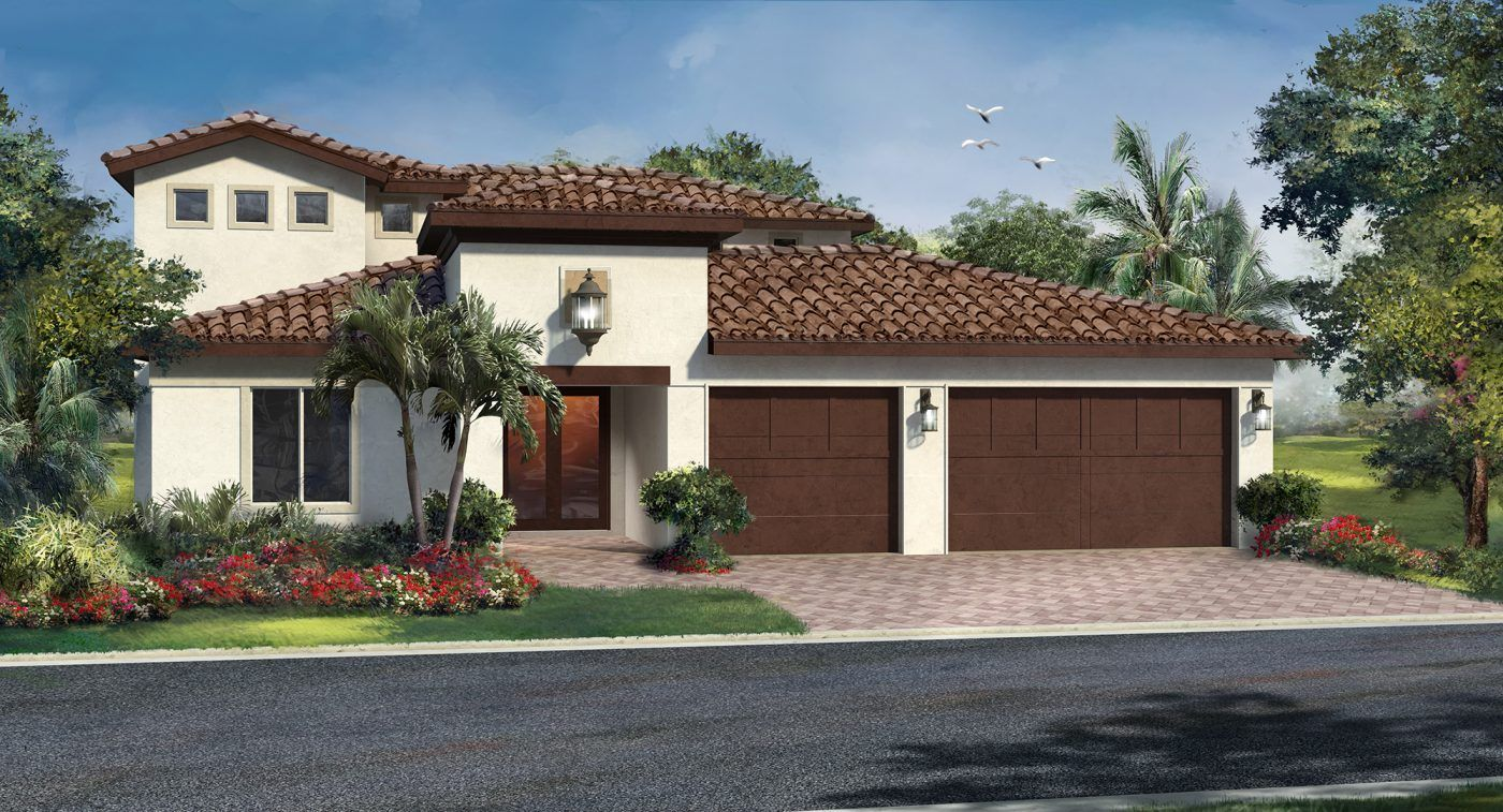 단일 거주 용 매매 에 Marin Ranches By Kennedy Homes - Sedona Grande 5620 Sw 106th Avenue Cooper City, Florida 33328 United States