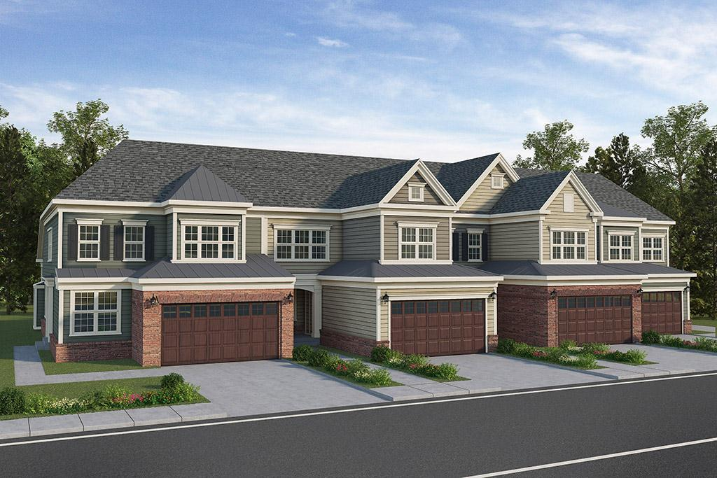 Multi Family for Active at Village At Shaker Creek - Plan D 1 Cambridge Way Latham, New York 12110 United States