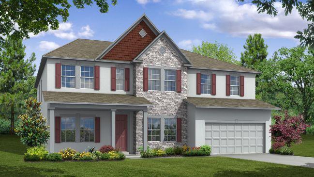 Single Family for Sale at Ravenna 4485 Hebron Drive Merritt Island, Florida 32953 United States