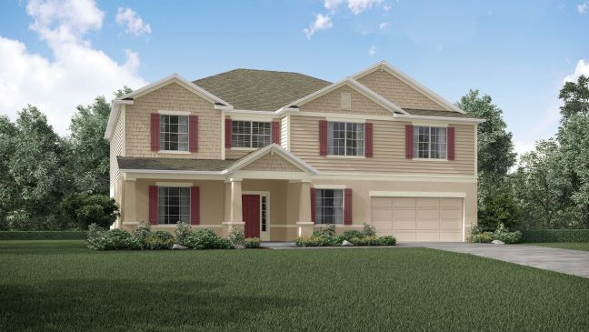 Single Family for Sale at Woodland Waters - Westfield Brooksville, Florida 34613 United States