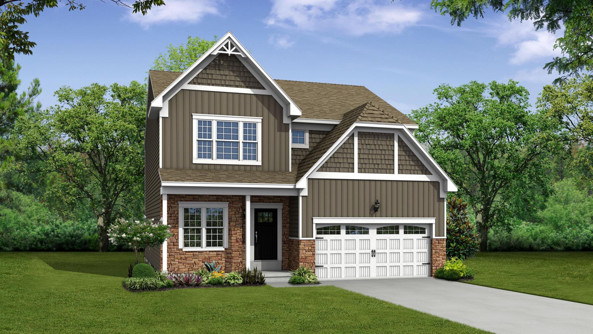 单亲家庭 为 销售 在 Trails Of Todhunter - Somerset 6083 Todhunter Rd Monroe, Ohio 45050 United States