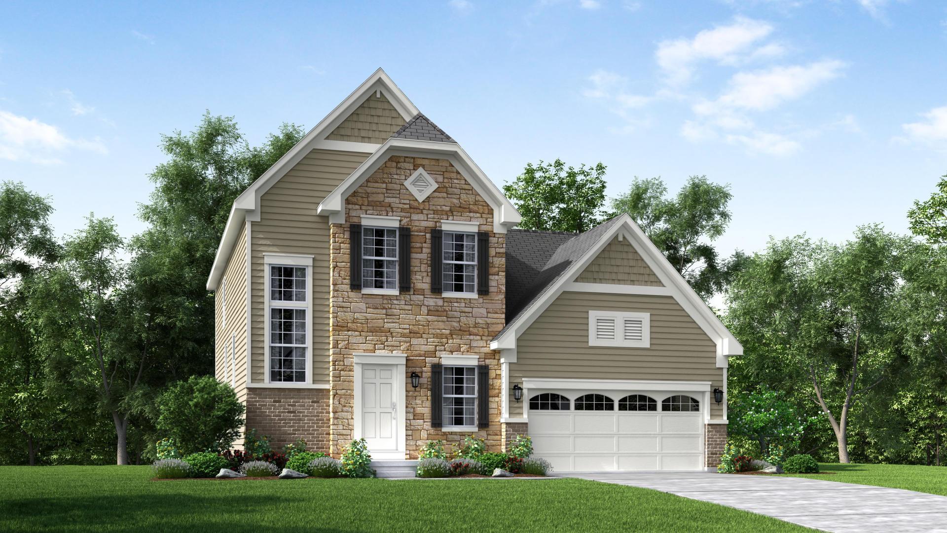 单亲家庭 为 销售 在 Trails Of Todhunter - Ellington 6083 Todhunter Rd Monroe, Ohio 45050 United States