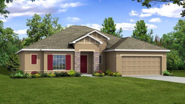 Single Family for Sale at Lumber Creek - Stratford 77288 Lumber Creek Blvd Yulee, Florida 32097 United States