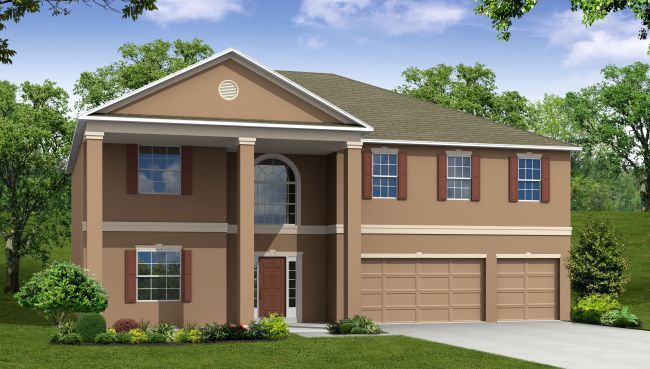 Single Family for Active at Lake Victoria - Westcott 207 Soncel Drive Kingsland, Georgia 31548 United States