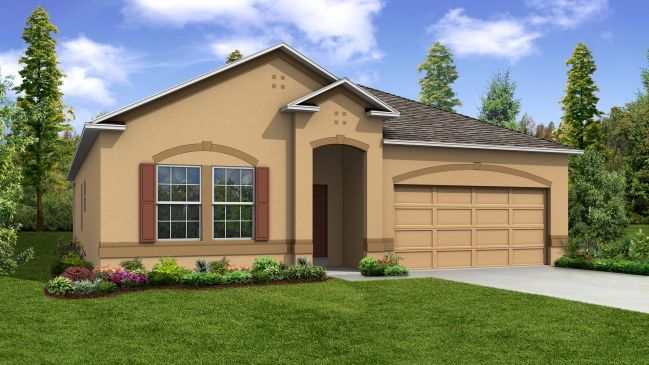 Single Family for Sale at Hampton 119 Sw Timber Ridge Dr Lake City, Florida 32024 United States