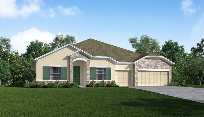 Single Family for Sale at Livorno 6039 Sw 215th Terrace Newberry, Florida 32669 United States