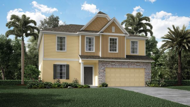 Single Family for Sale at Summerwood - Birmingham Titusville, Florida 32780 United States