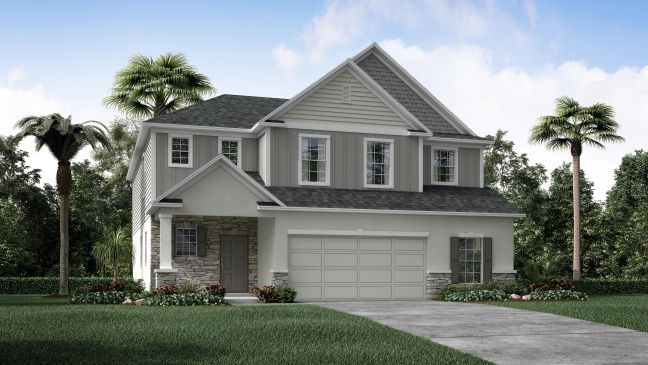 Single Family for Sale at Half Moon Station - Columbus Newberry, Florida 32669 United States