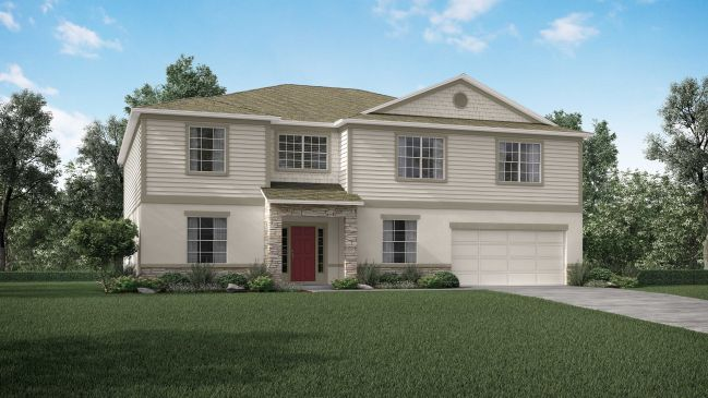 Single Family for Sale at Summer Breeze Plantation - Westfield Cocoa, Florida 32926 United States