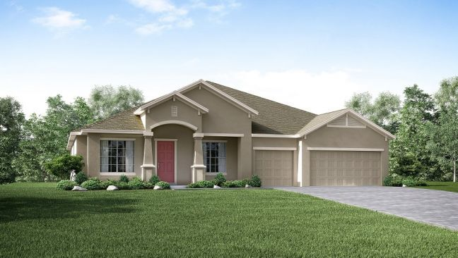 Single Family for Sale at Half Moon Station - Sienna Newberry, Florida 32669 United States
