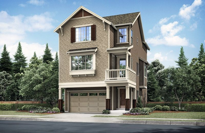 Single Family for Sale at Larimore - 2418 20120 3rd Dr Se Bothell, Washington 98012 United States