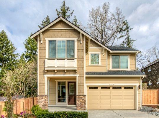 Single Family for Sale at 3852 3766 Monterey Ct Ne Renton, Washington 98056 United States