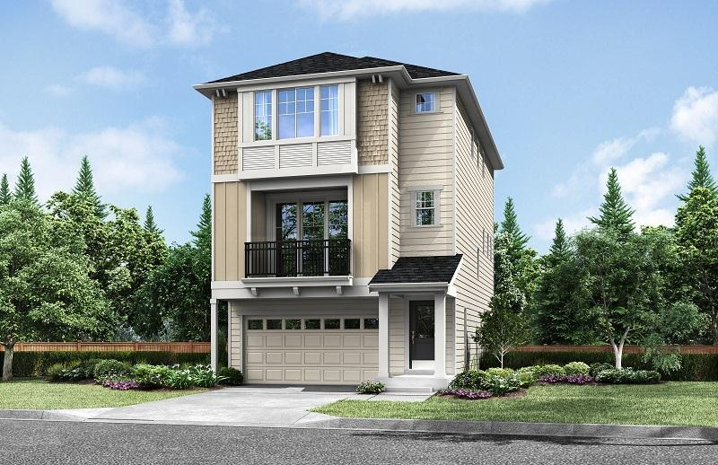 Unifamiliar por un Venta en 2431 1224 141st Place Sw #9 Lynnwood, Washington 98036 United States