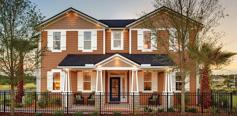 Bartram park preserve new homes in jacksonville fl by for Mattamy homes