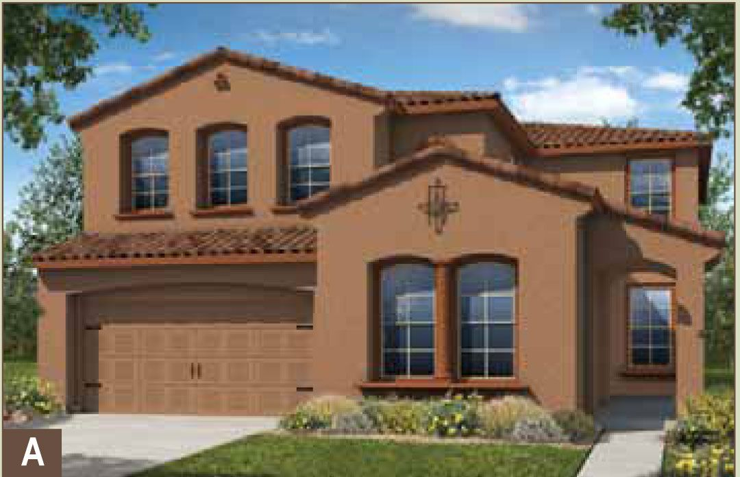 mattamy homes westland heights in vistancia the coventry