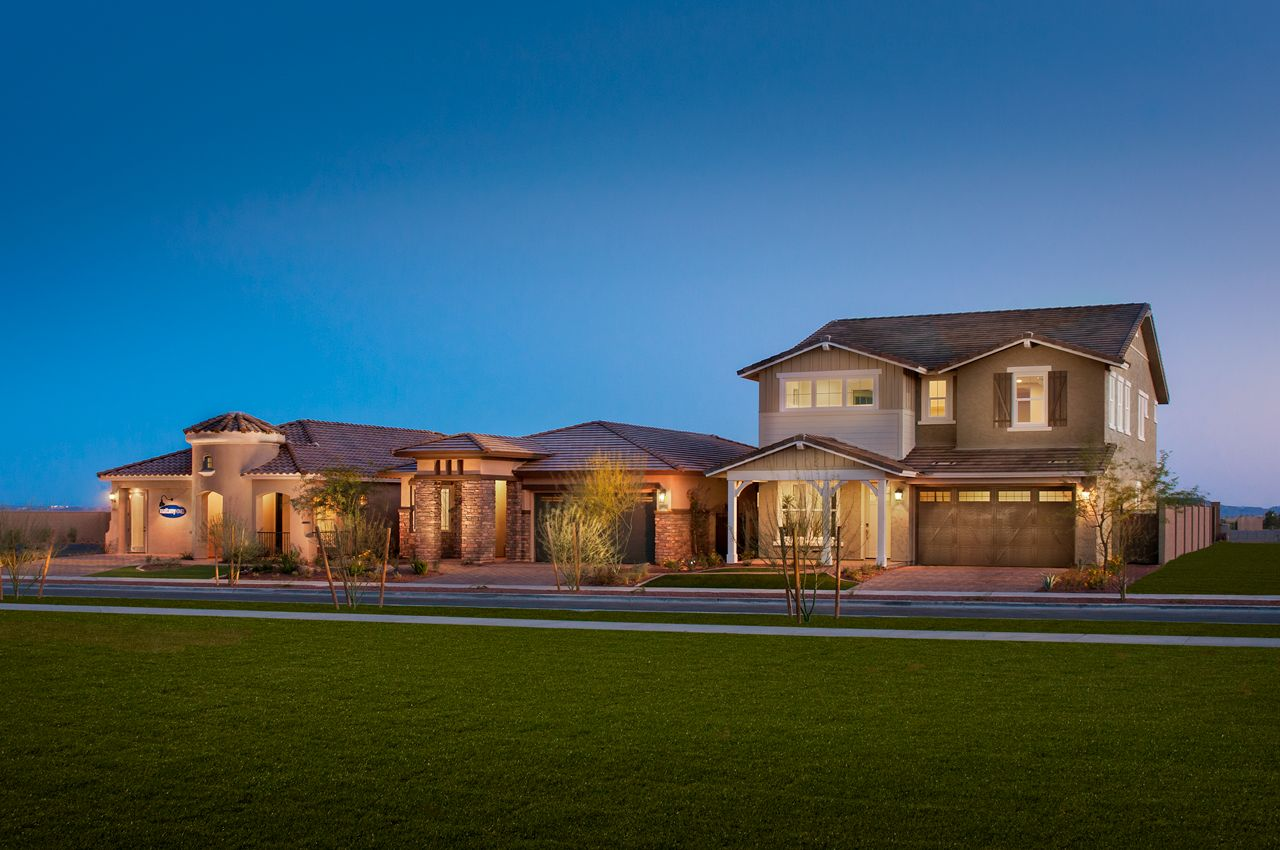 Verrado new homes in buckeye az by mattamy homes for Verrado home builders