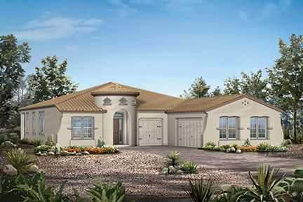Single Family for Sale at Palm Valley North - Ellington 5054 N. 146th Drive Litchfield Park, Arizona 85340 United States