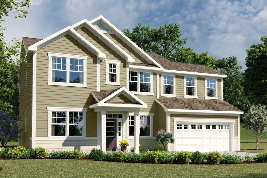 Single Family for Active at Portofino - Mitchell 29 Del Corso Ct Clayton, North Carolina 27527 United States