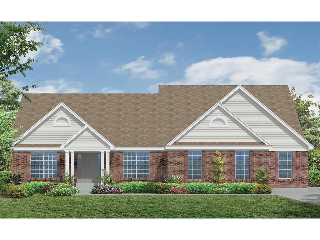 Single Family for Sale at Belle Maison - Hampton Ii Se 141 Belle Maison Lane Creve Coeur, Missouri 63141 United States